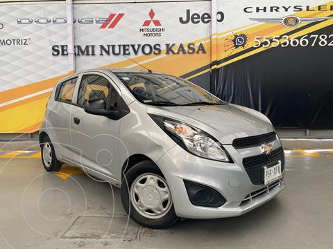 Chevrolet Spark LT usado (2015) color Plata Dorado precio $125,000