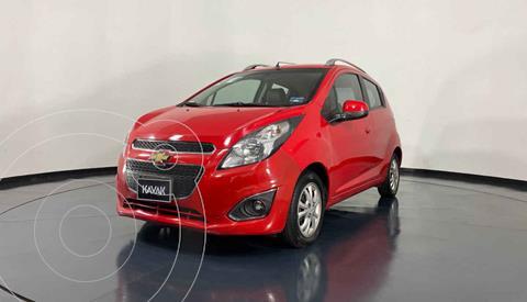 Chevrolet Spark Byte usado (2014) color Rojo precio $109,999