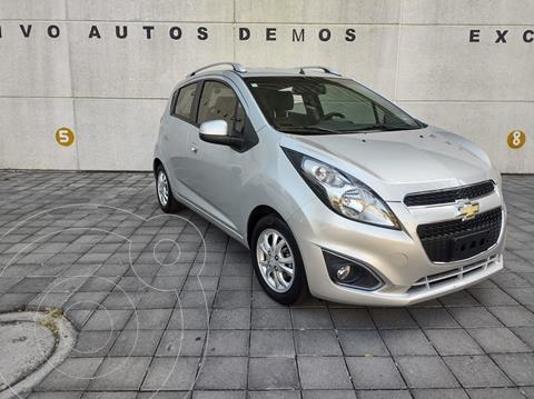 Chevrolet Spark LTZ CVT usado (2017) color Plata Dorado precio $139,000