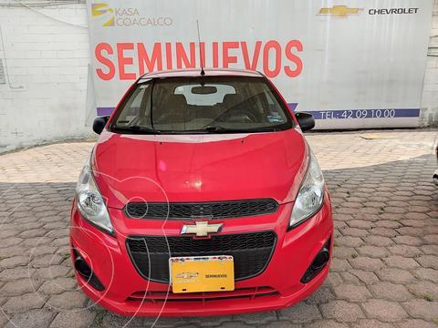 Chevrolet Spark LT usado (2016) color Rojo precio $140,000