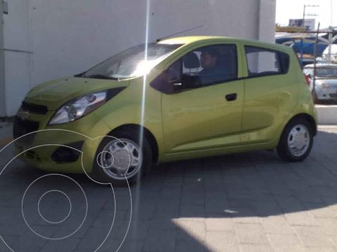 Chevrolet Spark Version usado (2017) color Verde precio $120,000