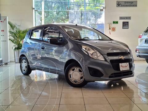 Chevrolet Spark LS usado (2016) color Gris precio $110,000