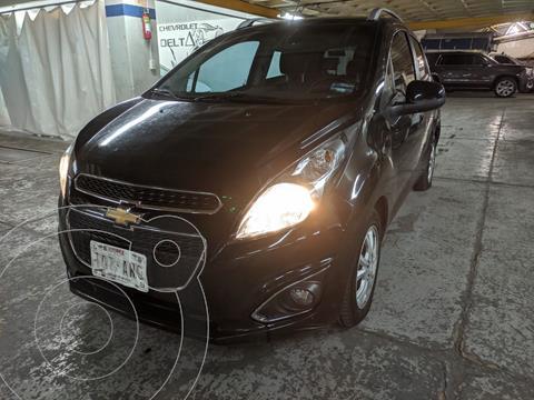 Chevrolet Spark LTZ CVT usado (2017) color Negro precio $128,000