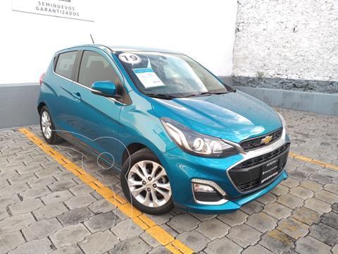 Chevrolet Spark Premier usado (2019) color Azul precio $214,900