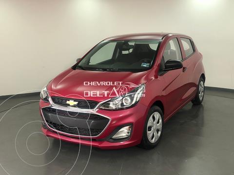 Chevrolet Spark LT usado (2019) color Havanna precio $183,000