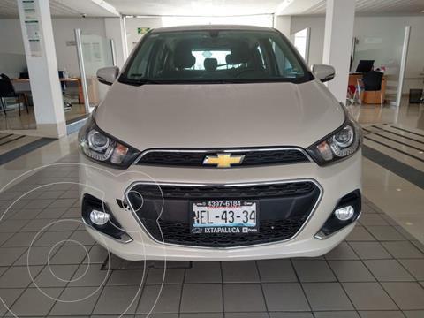 Chevrolet Spark LTZ usado (2017) color Beige precio $154,900