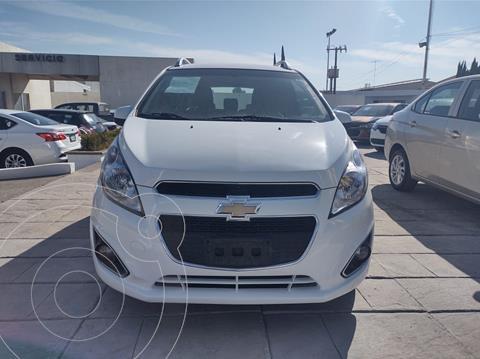Chevrolet Spark LTZ CVT usado (2017) color Blanco precio $130,000
