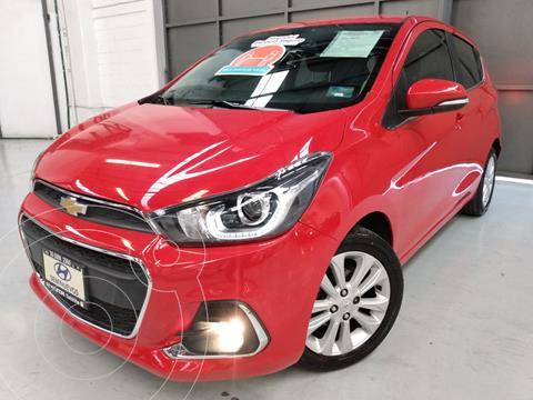 Chevrolet Spark LTZ usado (2018) color Rojo precio $181,500