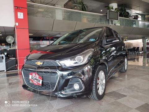 Chevrolet Spark LS usado (2016) color Negro precio $149,000