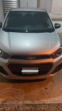 Chevrolet Spark LTZ usado (2018) color Plata Metalico precio $160,000