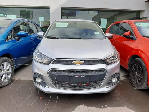 Chevrolet Spark LTZ usado (2018) color Plata precio $168,000