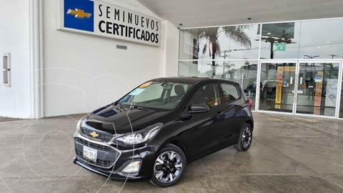 Chevrolet Spark LT CVT usado (2019) color Negro precio $215,000