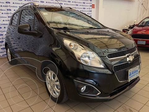Chevrolet Spark LTZ usado (2017) color Negro precio $139,000