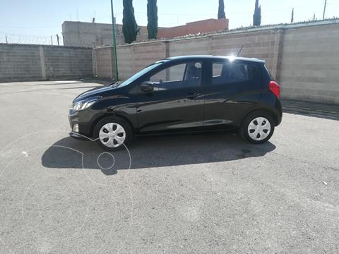 Chevrolet Spark LT CVT usado (2021) color Negro precio $225,000