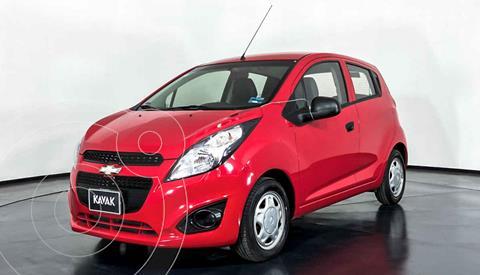 Chevrolet Spark LTZ CVT usado (2018) color Rojo precio $127,999