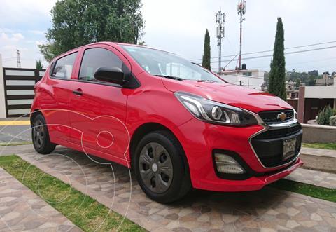 Chevrolet Spark LT usado (2019) color Rojo precio $158,000