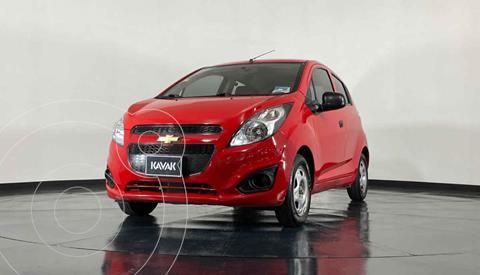 Chevrolet Spark LS usado (2015) color Rojo precio $104,999