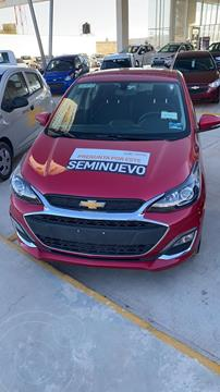 Chevrolet Spark Premier usado (2020) color Rojo precio $225,000