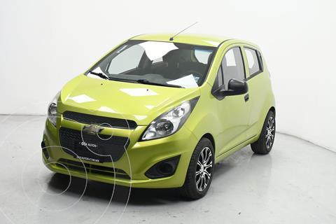Chevrolet Spark LT usado (2017) color Verde Lima precio $144,200
