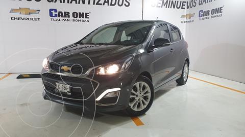 Chevrolet Spark Premier usado (2020) color Gris precio $229,999