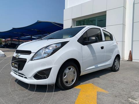 Chevrolet Spark LT CVT usado (2017) color Blanco precio $146,000