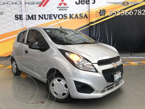 Chevrolet Spark LS usado (2017) color Plata Dorado precio $125,000
