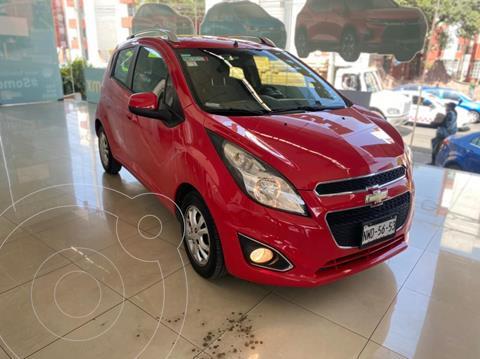 Chevrolet Spark LTZ usado (2015) color Rojo precio $115,000