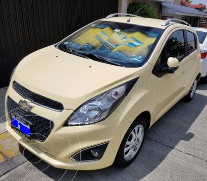 Chevrolet Spark LTZ usado (2015) color Amarillo Limonada precio $128,000