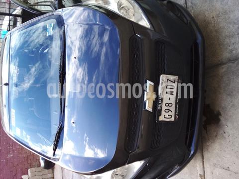 Chevrolet Spark LS usado (2015) color Negro precio $75,000