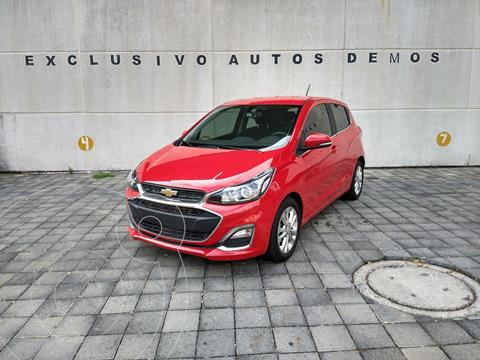 Chevrolet Spark Premier usado (2020) color Rojo precio $229,900