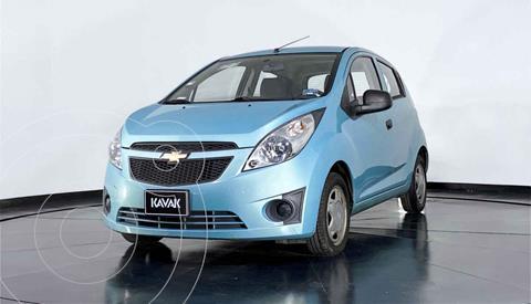 Chevrolet Spark Paq B usado (2012) color Azul precio $84,999