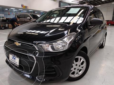 Chevrolet Spark LT usado (2016) color Negro precio $149,900