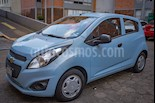 Foto venta Auto usado Chevrolet Spark Paq B color Azul Web precio $95,000