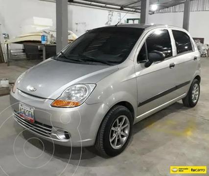 Chevrolet Spark 1.0L usado (2011) color Plata precio u$s3.200