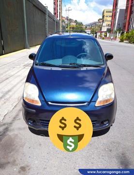 Chevrolet Spark 1.0 L usado (2007) color Azul precio u$s2.600
