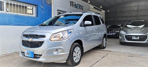 Chevrolet Spin Activ LTZ 1.8L 5 Pas usado (2014) color Gris Claro precio $1.149.000