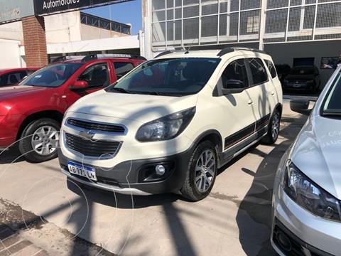 Chevrolet Spin Activ LTZ 1.8L 5 Asientos usado (2017) color Blanco precio $1.700.000