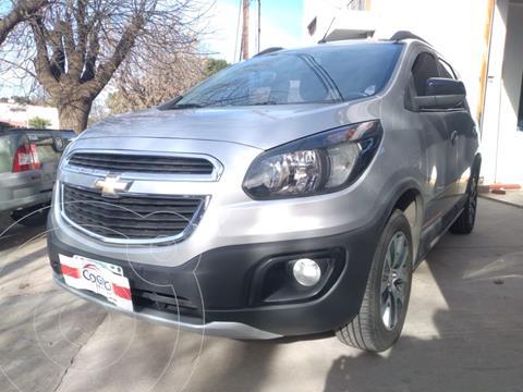 Chevrolet Spin Activ LTZ 1.8 5 Pas Aut usado (2015) color Gris Claro precio $1.380.000