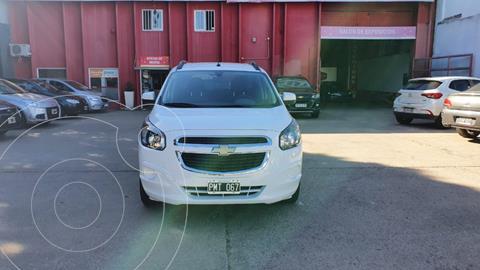 Chevrolet Spin Activ LTZ 1.8L 5 Pas usado (2016) color Blanco precio $1.235.000