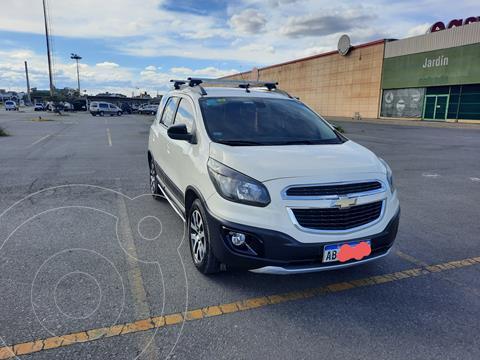 Chevrolet Spin Activ LTZ 1.8L 5 Asientos usado (2017) color Blanco precio $1.450.000