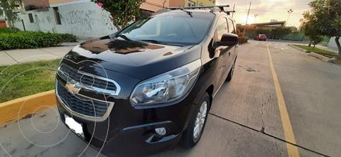 Chevrolet Spin Activ 1.8L Activ  usado (2018) color Negro precio u$s12,900