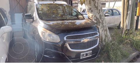 Chevrolet Spin LT 1.8 5 Pas usado (2014) color Negro precio $610.000