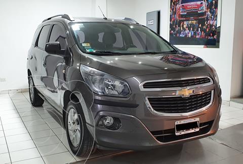Chevrolet Spin LTZ 1.8 5 Pas usado (2013) color Beige precio $1.270.000