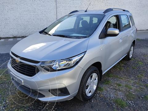 Chevrolet Spin LT 1.8 5 Pas nuevo color A eleccion precio $2.153.900