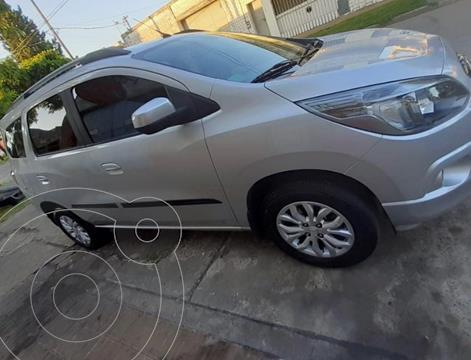 Chevrolet Spin LTZ 1.8 7 Pas usado (2018) color Gris Mond precio $1.800.000