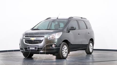 Chevrolet Spin LTZ 1.8 5 Pas usado (2018) color Gris precio $2.025.000