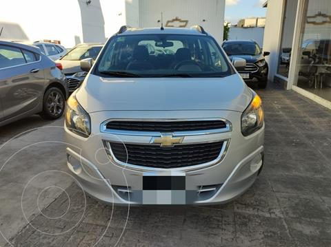 Chevrolet Spin LT 1.8 5 Pas My Link usado (2015) color Gris Mond precio $1.359.900