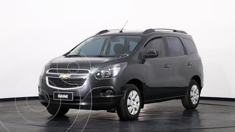 Chevrolet Spin LT 1.8 5 Pas usado (2018) color Gris Mond precio $1.850.000
