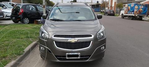 Chevrolet Spin LT 1.8 5 Pas usado (2012) color Gris Mond precio $1.190.000