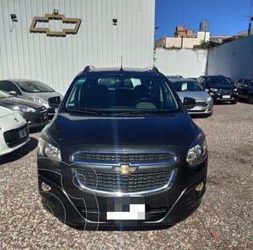 Chevrolet Spin LTZ 1.8 5 Pas usado (2016) color Gris Mond precio $1.469.900